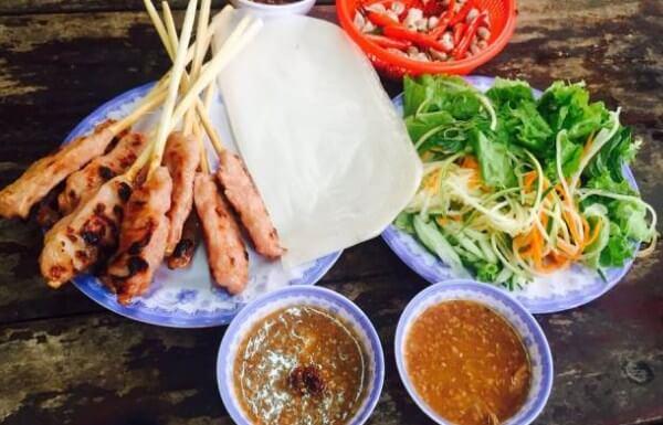 quán đặc sản Đà Nẵng