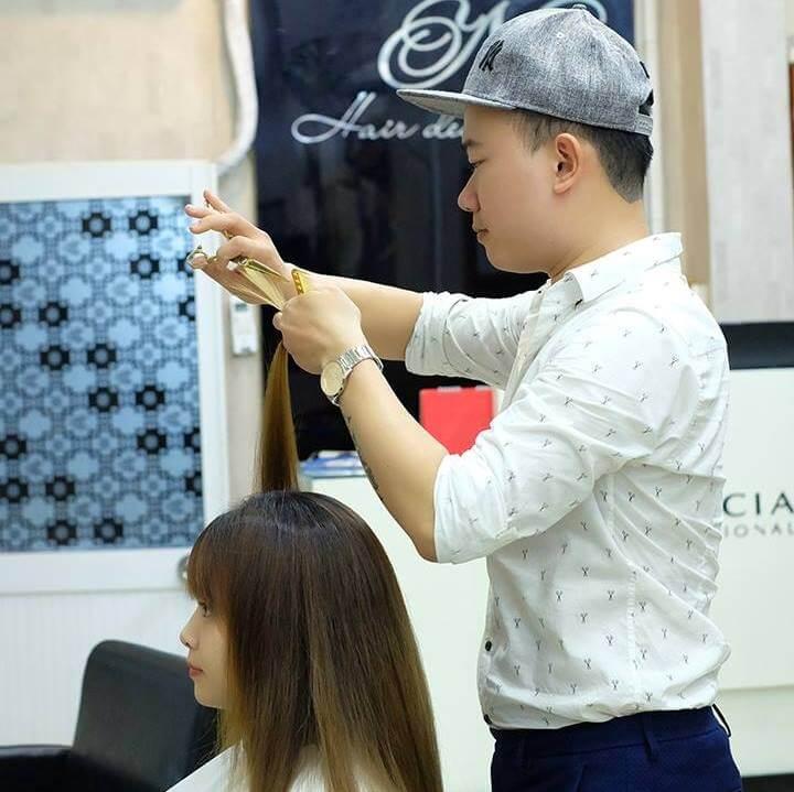 Địa chỉ đào tạo cắt tóc Đà Nẵng uy tín