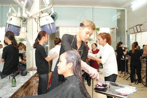Đào tạo cắt tóc Đà Nẵng