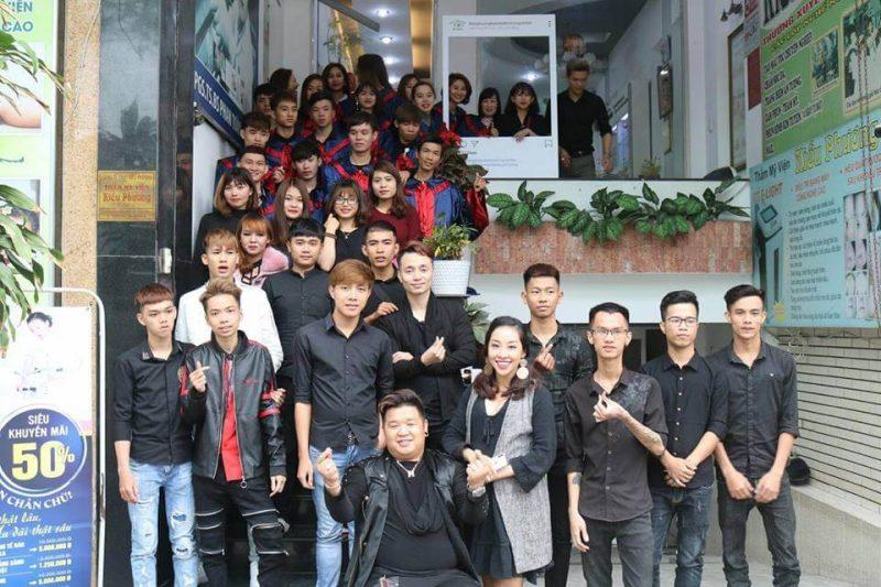 Trung tâm dạy cắt tóc Đà Nẵng chất lượng