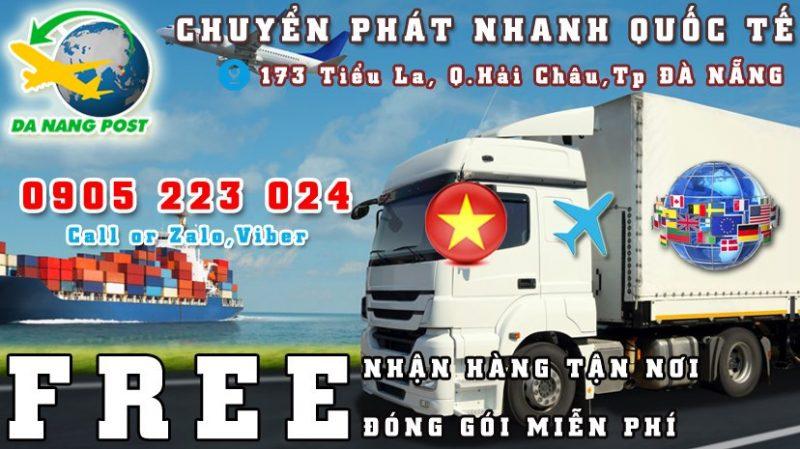 Gửi Hàng Đi Hàn nhanh chóng Tại Đà Nẵng