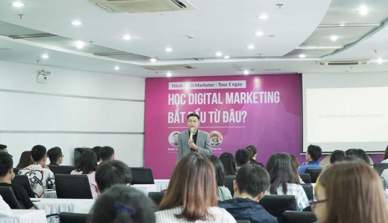 Học Marketing Online Đà Nẵng
