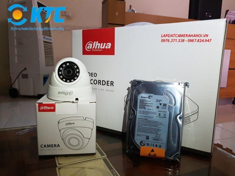 Dịch vụ lắp đặt camera Hà Nội