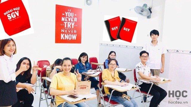 đào tạo tiếng Anh TP.HCM