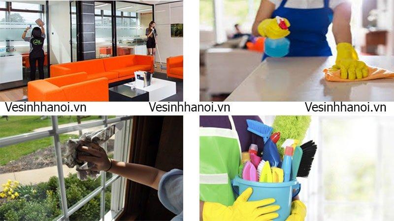Công ty lau kính Hà Nội