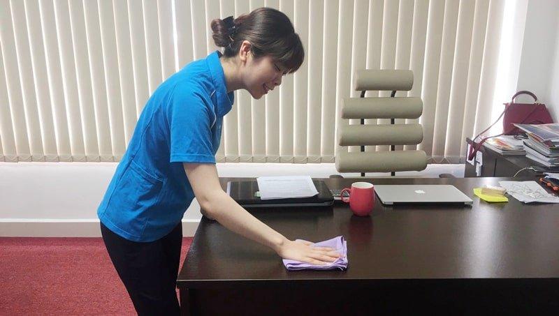 dịch vụ vệ sinh nhà cửa Hà Nội