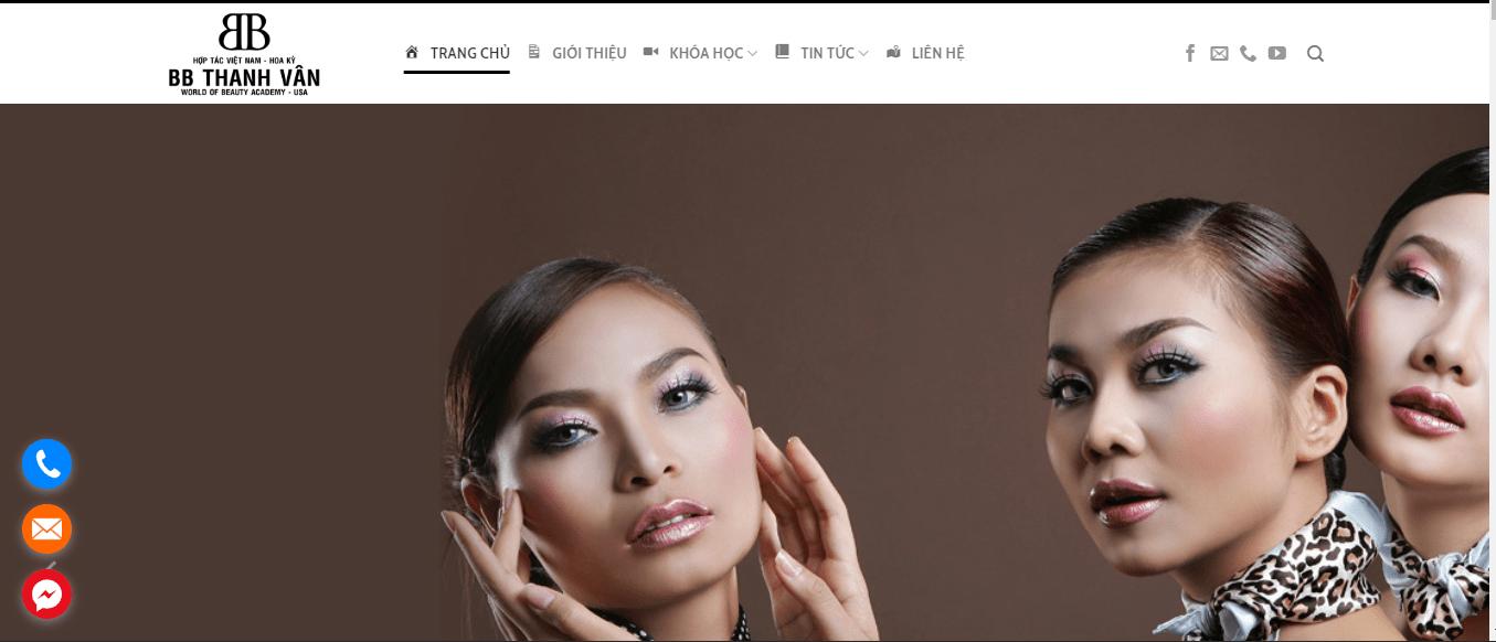 học makeup sg