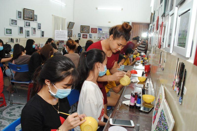Những tiệm học nail uy tín ở Đà Nẵng