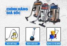 cho thuê thiết bị vệ sinh công nghiệp Đà Nẵng