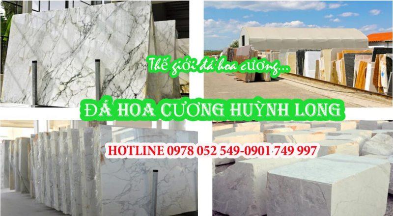 Đá Hoa Cương Huỳnh Long
