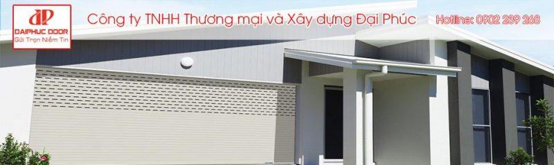 cửa cuốn Hải Phòng