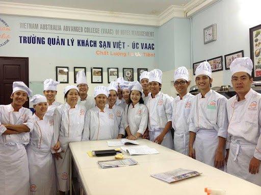 dạy nấu ăn ở tp hcm