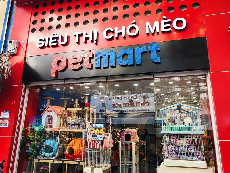dịch vụ chăm sóc thú cưng Hà Nội