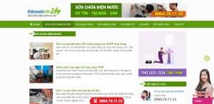dịch vụ sửa chữa điện nước Hà Nội