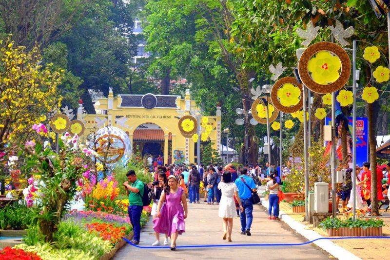 du lịch TP Hồ Chí Minh