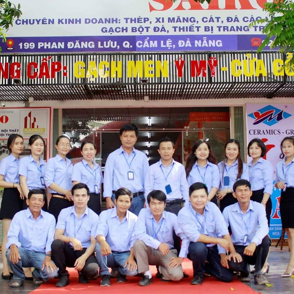 gạch men Đà Nẵng