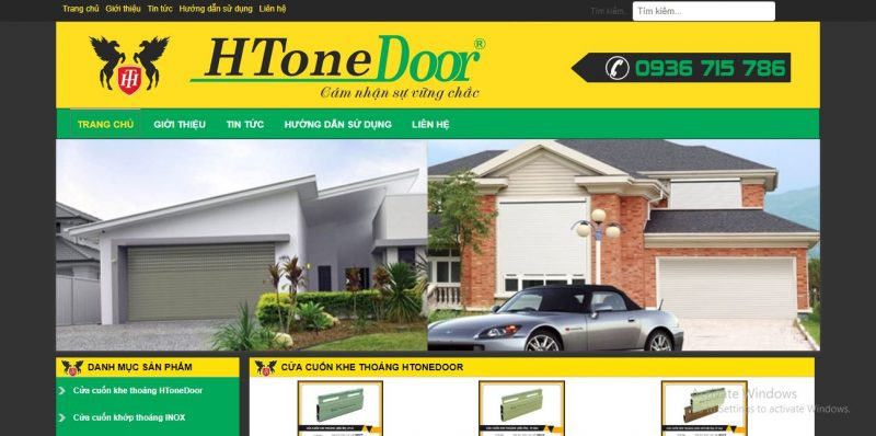 Htone Door