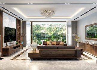 sàn gỗ tại Sài Gòn