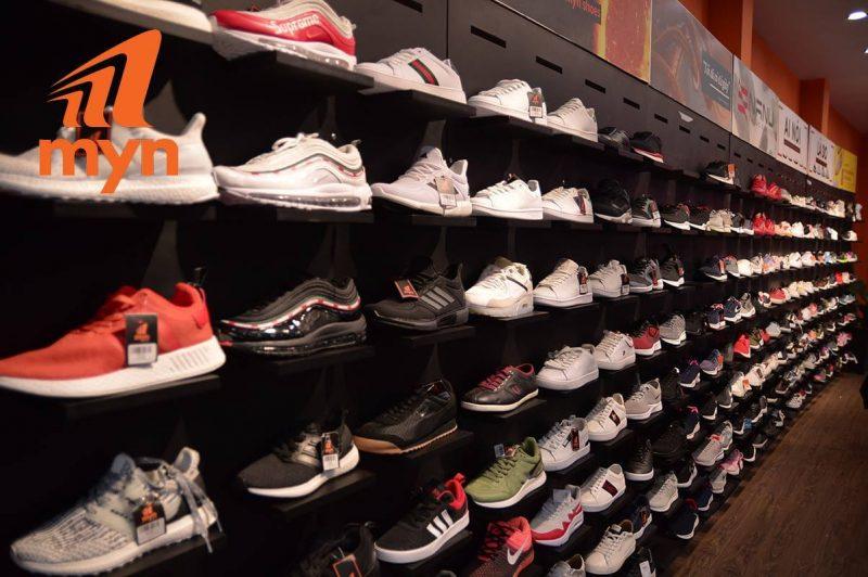 shop giày thể thao ở Đà Nẵng