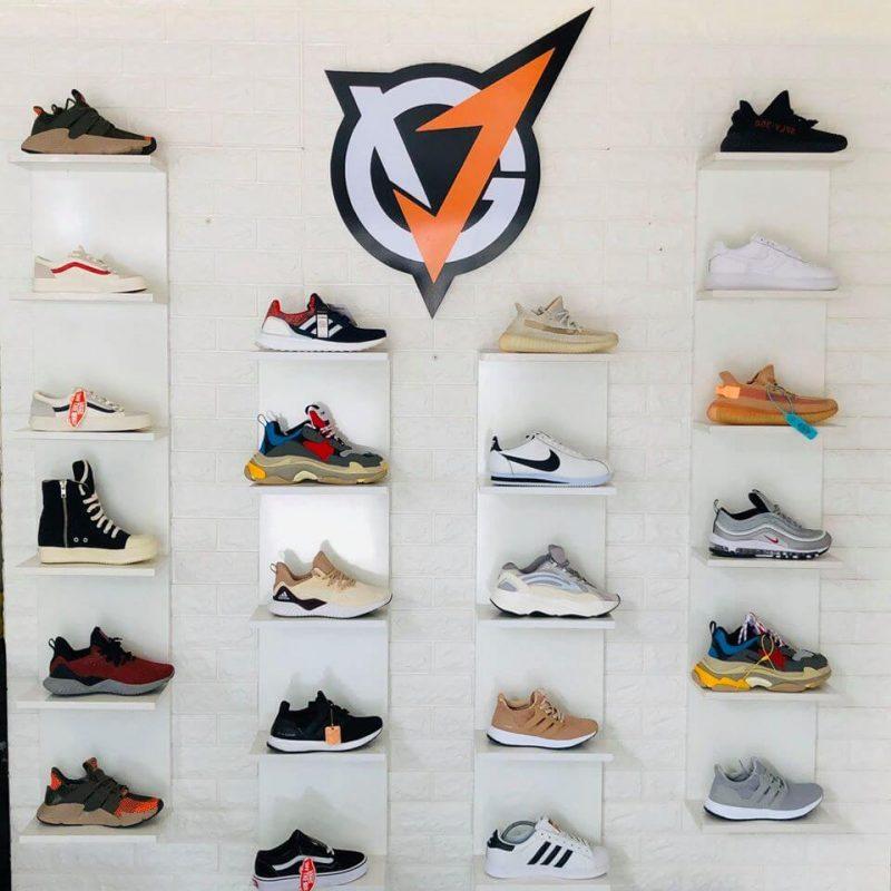 Vua Giày Sneaker