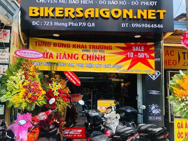 shop mũ bảo hiểm Sài Gòn