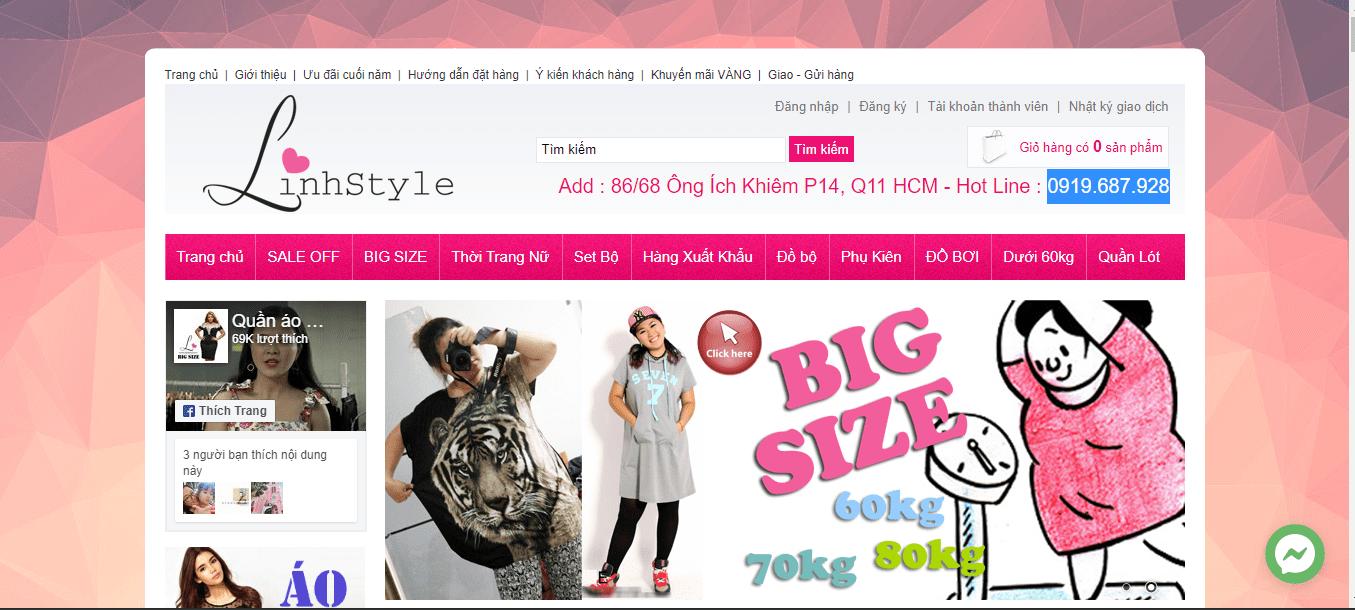 Linh Style –cửa hàngquầnáoNữ Đẹp TạiSài Gòn