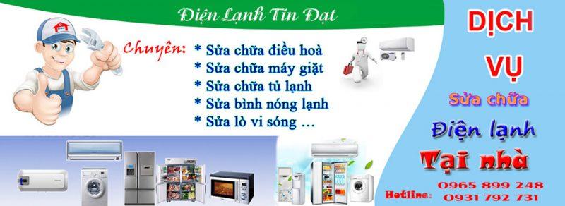 dịch vụ sửa chữa điện lạnh tận nhà Đà Nẵng