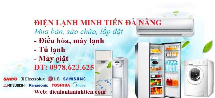 sữa điện lạnh Minh Tiến