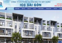 thiết kế và xây dựng tại Sài Gòn