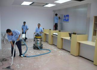 các công ty vệ sinh công nghiệp chất lượng tại hải phòng