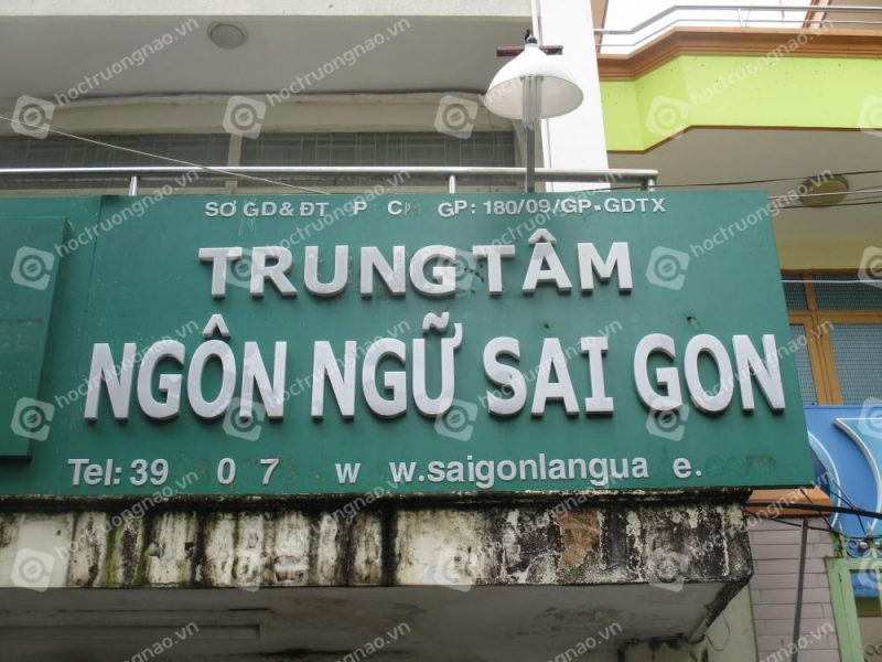 trung tâm tiếng Nhật Sài Gòn