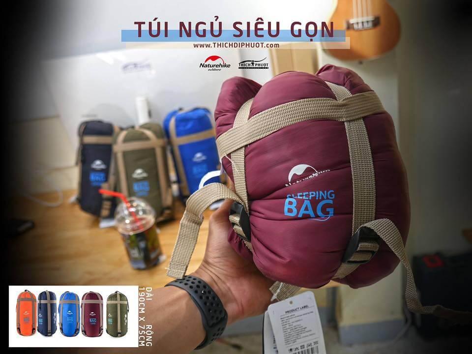 túi ngủ Đà Nẵng