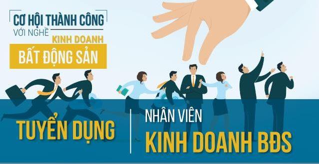 tuyển nhân viên bất động sản Đà Nẵng