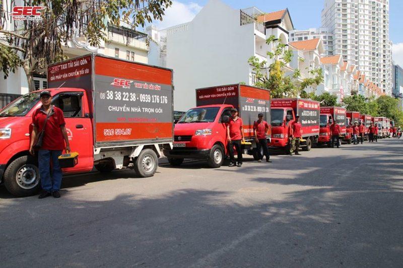thuê xe nâng Sài Gòn