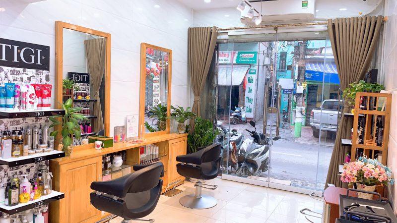 salon tóc hải Phòng