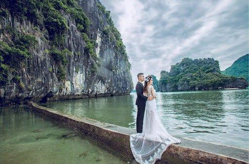địa chỉ chụp ảnh cưới đẹp ở hải phòng