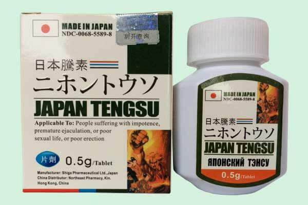 thực phẩm chức năng Japan Tengsu