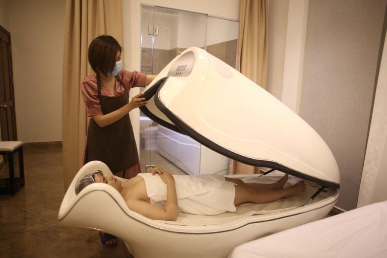 tắm trắng phi thuyền tại seoul spa