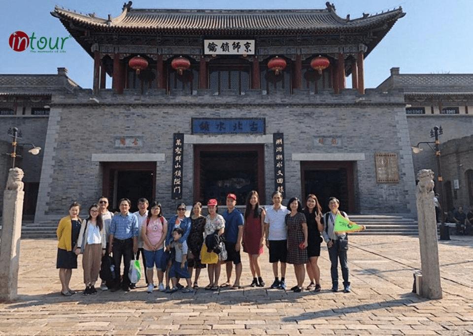 Đi tour du lịch Bắc Kinh Thượng Hải tại Intour