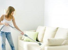 vệ sinh sofa vải tại nhà