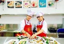 trung tâm dạy nghề nấu ăn ở hải phòng