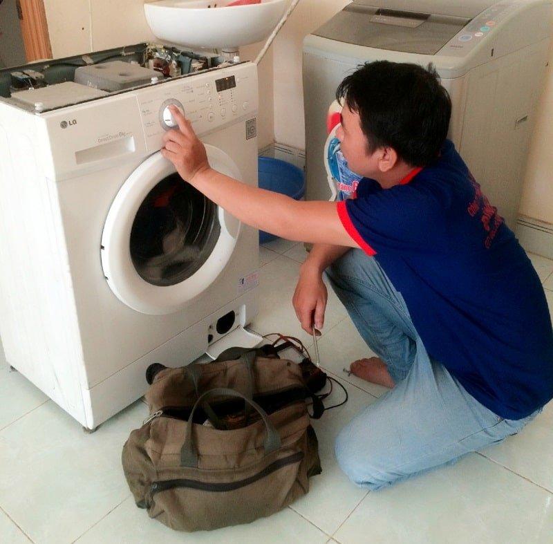sửa máy giặt Cần Thơ