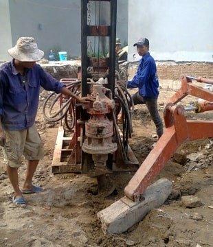 khoang giếng Đà Nẵng