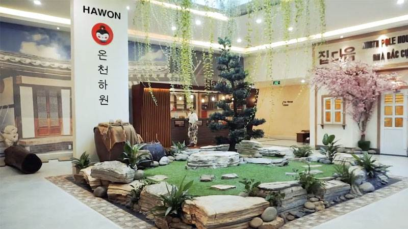 Hawon Spa