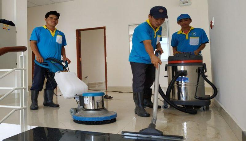 vệ sinh công nghiệp cần thơ giá rẻ