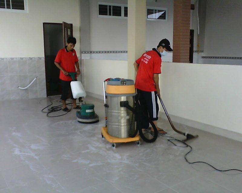 vệ sinh công nghiệp cần thơ