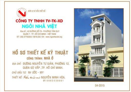 Ngôi nhà Việt