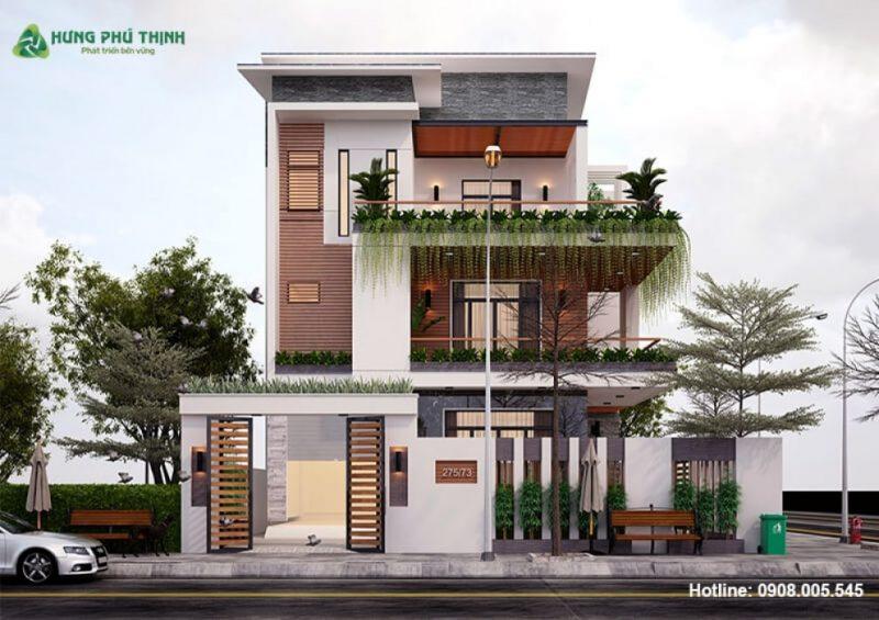 Công Ty Hưng Phú Thịnh - Xây Nhà Trọn Gói Hồ Chí Minh