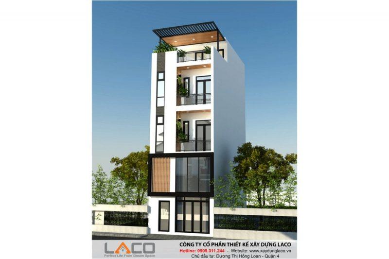 Xây nhà trọn gói LACO Hồ Chí Minh