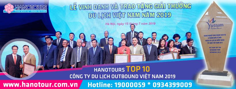 Công ty du lịch Hanoitours